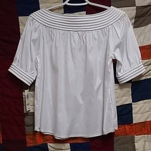 Charter Club Tops - 🌞4/$10🌞💎NWT CHARTER CLUB SIZE 4 BLOUSE💎